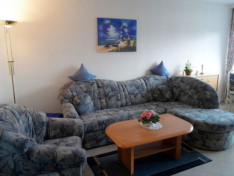 Ferienwohnung/App. für 3 Gäste mit 47m² in Heiligenhafen (15835), holiday rental in Oldenburg in Holstein