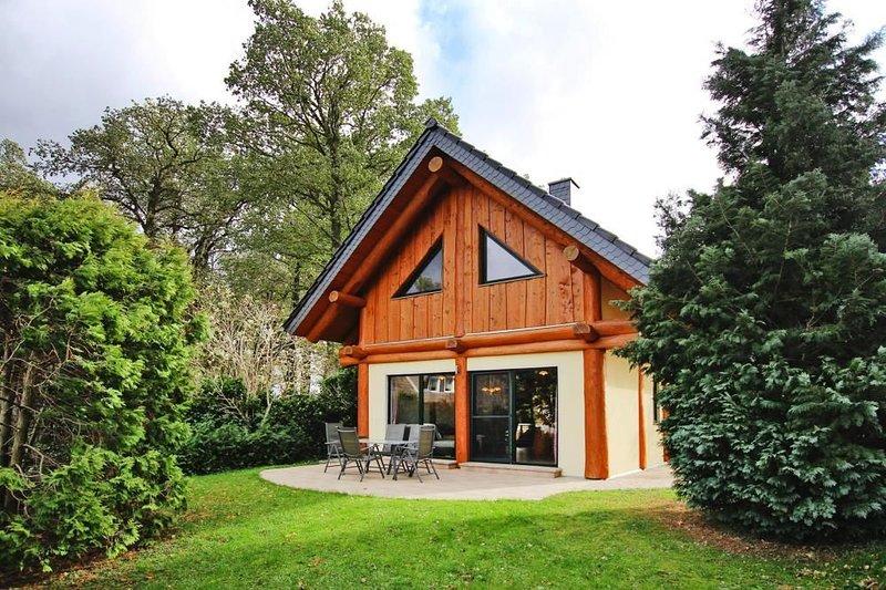 Ferienhaus Waldblick, Göhren-Lebbin, holiday rental in Silz
