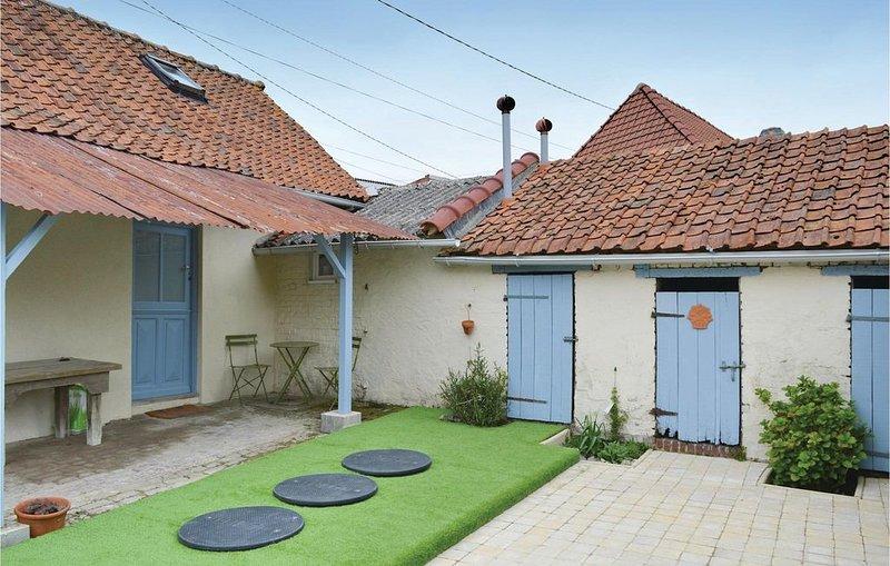 2 Zimmer Unterkunft in Grigny, location de vacances à Wail
