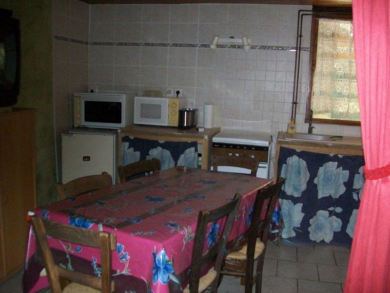 Studio au coeur du pays de l'armagnac, vacation rental in Barbotan-les-Thermes