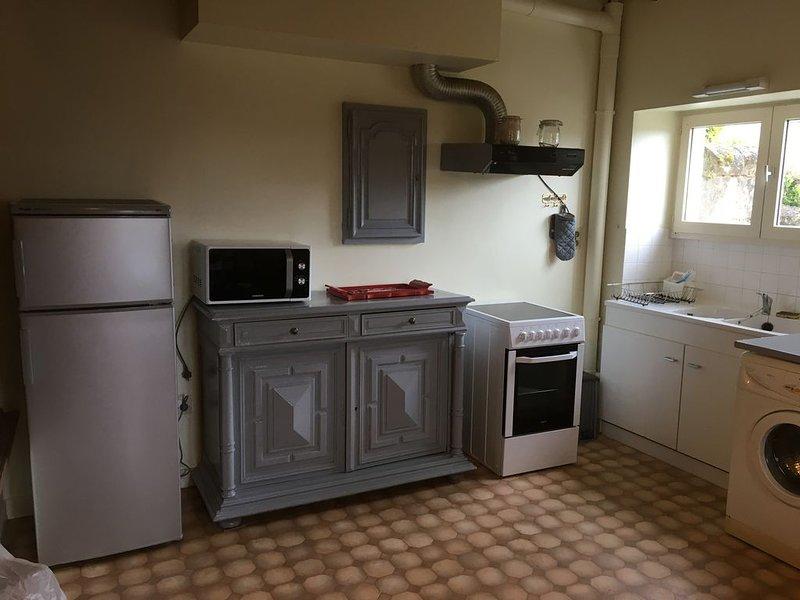 Gîte 'Bon  Accueil', 3***, holiday rental in Allonnes