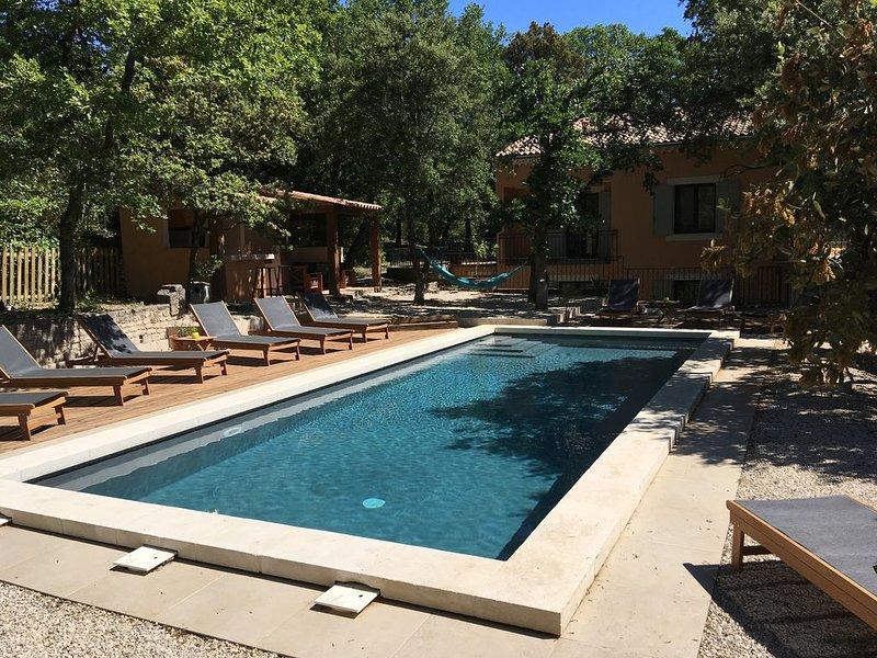 Villa la Plantation, 5 chambres, alquiler de vacaciones en Apt