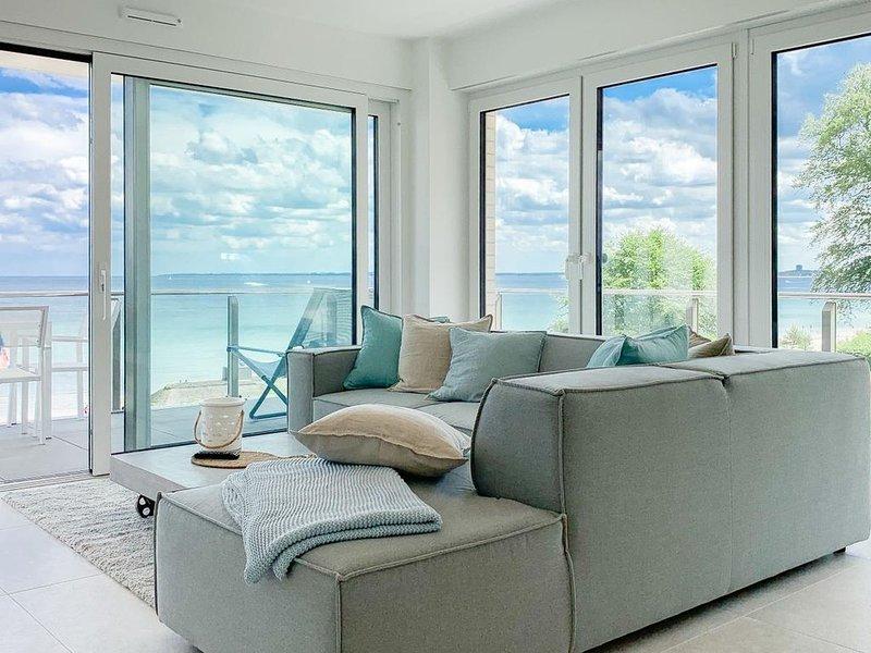 Haus am Strand Wohnung 7, vacation rental in Sierksdorf
