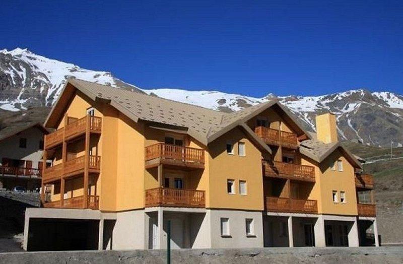Appart 22 dans un village de montagne : nature et détente au Pays de la Meije, location de vacances à Villar-d'Arêne