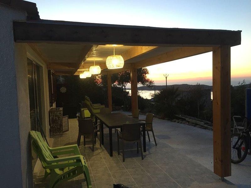 Villa Charlotte 2 à 7 personnes, location de vacances à Cargese