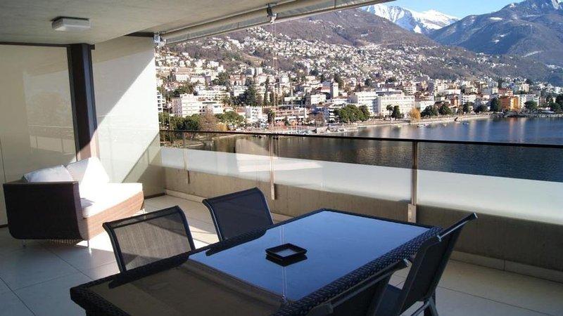Ferienwohnung Locarno (Stadt) für 1 - 4 Personen mit 2 Schlafzimmern - Ferienwoh, holiday rental in Minusio