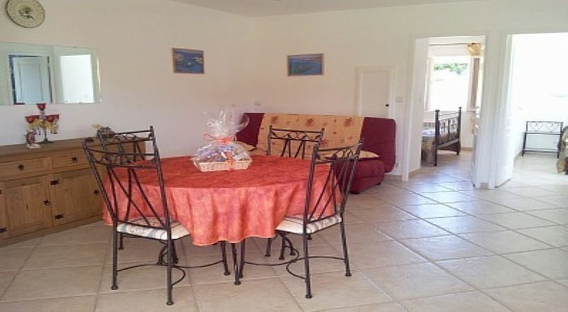 U GUADELLU, Appart 6 pers villa, holiday rental in Santo-Pietro-di-Tenda