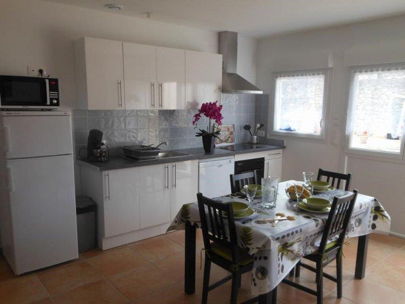 Gite 67 m2 - Les Lilas de Phamdo, holiday rental in Castelnau-de-Medoc