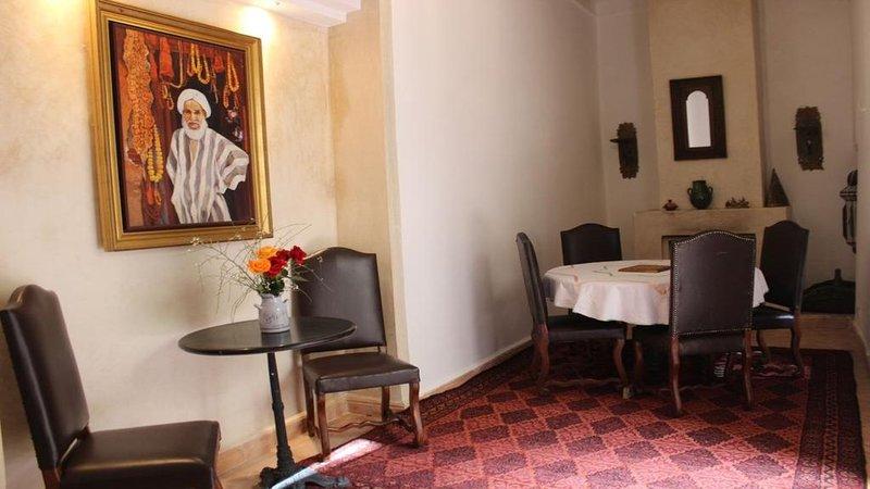 Riad Jnan El Cadi - Chambre pour 2 personnes, alquiler de vacaciones en Ait Azzi