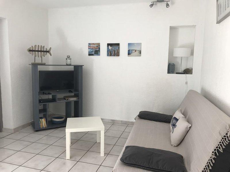 Appartement F3 Port-la-Nouvelle, casa vacanza a Port La Nouvelle