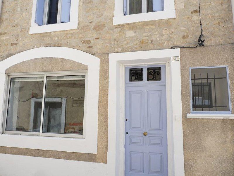 appartement de la callade, holiday rental in Peyriac-de-Mer