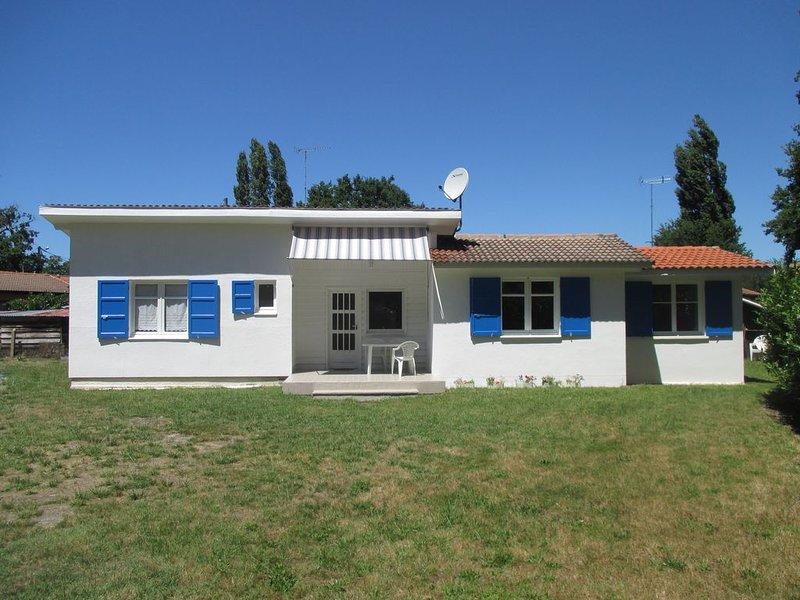 Maison  de plain pied proche Arcachon, location de vacances à La Teste-de-Buch