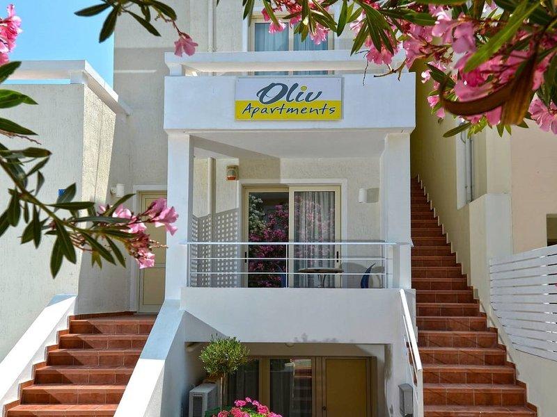 Oliv Apartments Erofili *2bd, holiday rental in Platanias