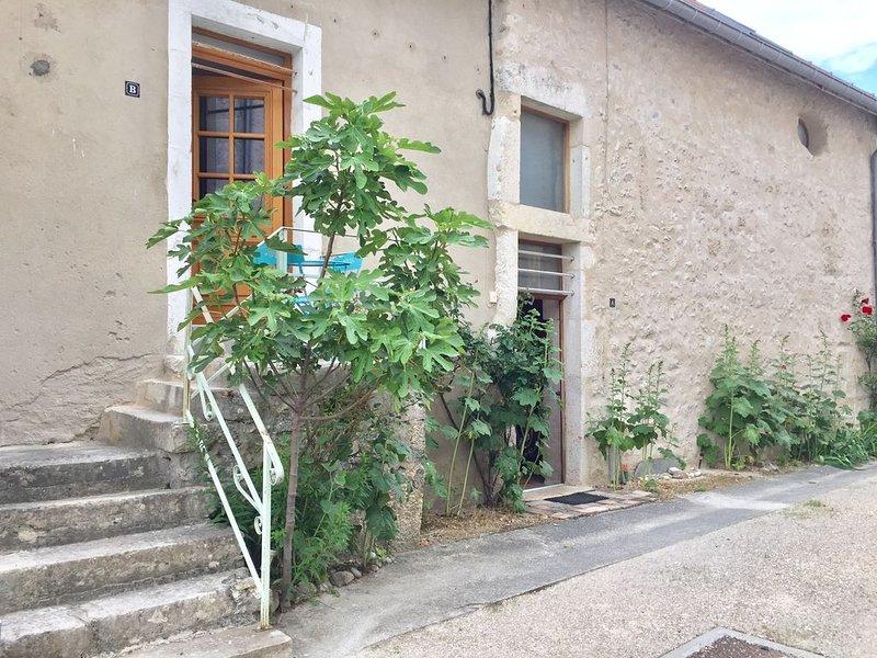 Superbe demeure près du Grand Colombier, vacation rental in Saint-Bois