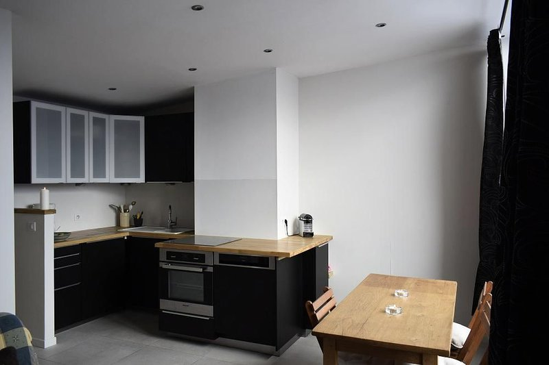 Bel appartement au centre de la Rosière - Appartement 3 Pièces 6 personnes, alquiler de vacaciones en La Rosiere