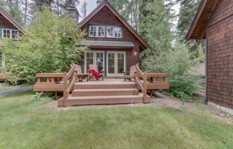 Metolius River Resort Cabin 2, aluguéis de temporada em Camp Sherman