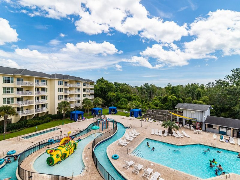 Litchfield By the Sea Water park Access, balcony NIGHTLY STAYS WELCOME, aluguéis de temporada em Litchfield Beach