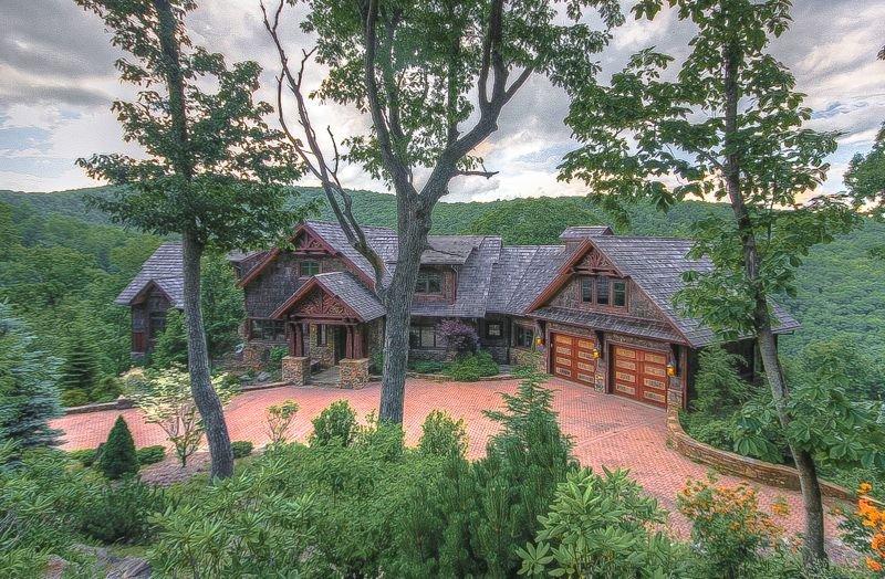 Adirondack Estate Home