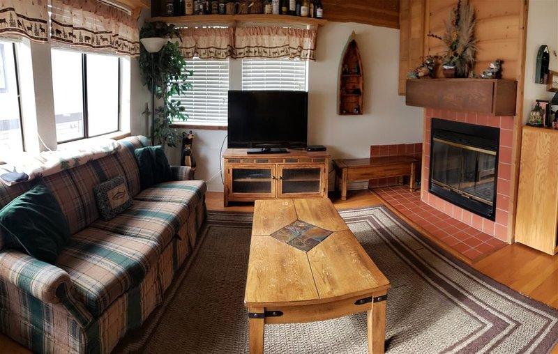 2 bedroom accommodation in June Lake, location de vacances à June Lake