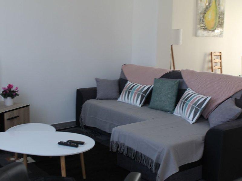 Maison de vacances 3 étoiles à 5 min du Touquet, alquiler vacacional en Merlimont