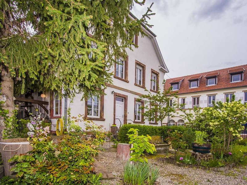 PROMO au Coeur d'Alsace  'Chez Michèle & Christian' Capitale Viticole BAS RHIN, aluguéis de temporada em Epfig