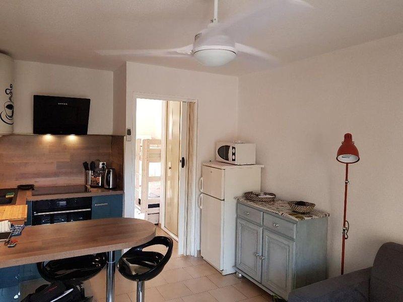 Appartement climatisé  au cœur de BANDOL,  400 m  des plages, vacation rental in Ile de Bendor