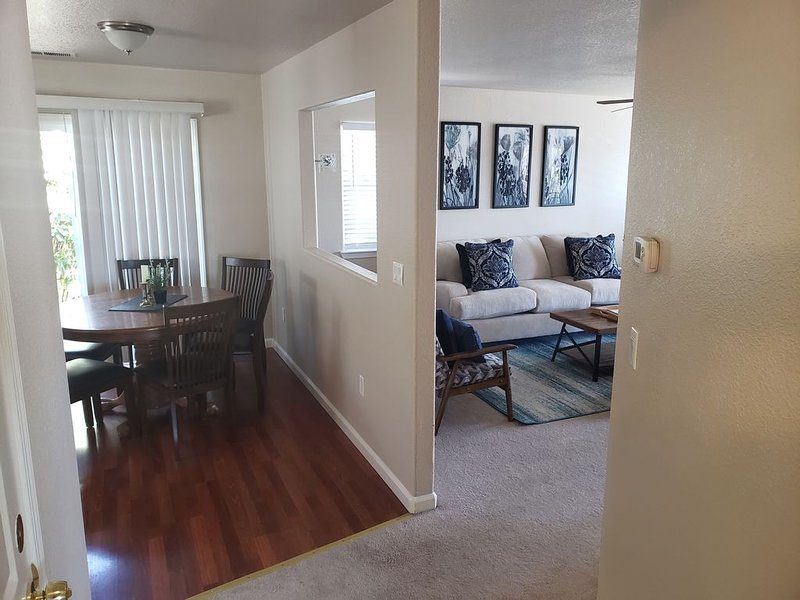 Napa/San Francisco, Centrally located Bay Area Home, holiday rental in Port Costa