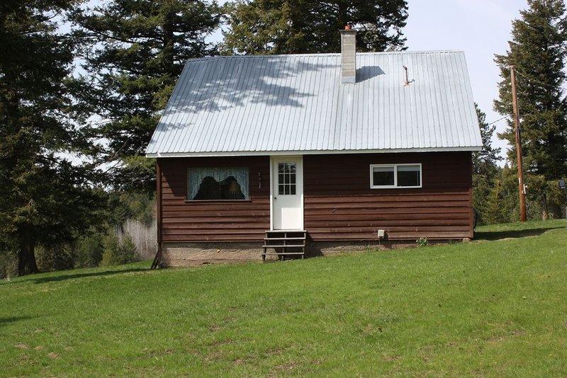 Country Cabin Getaway, location de vacances à Mica