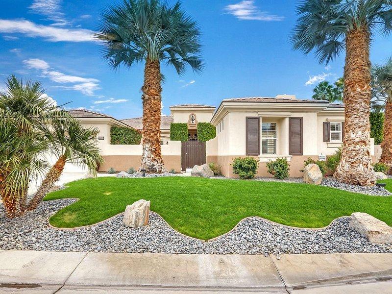 Palm Springs Area Retreat with Casita, alquiler de vacaciones en Cathedral City