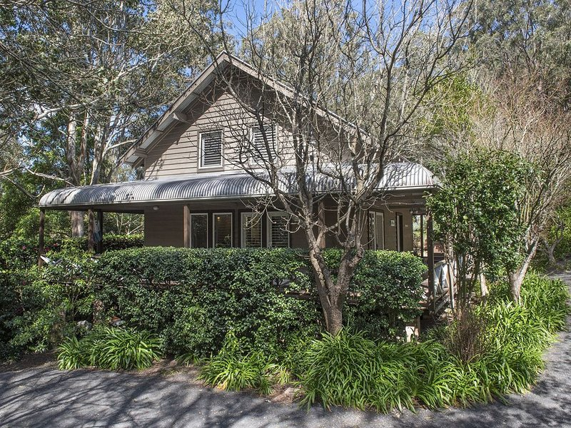 Beluca Cottage, Cute tucked away but close to Village, vacation rental in Kangaroo Valley