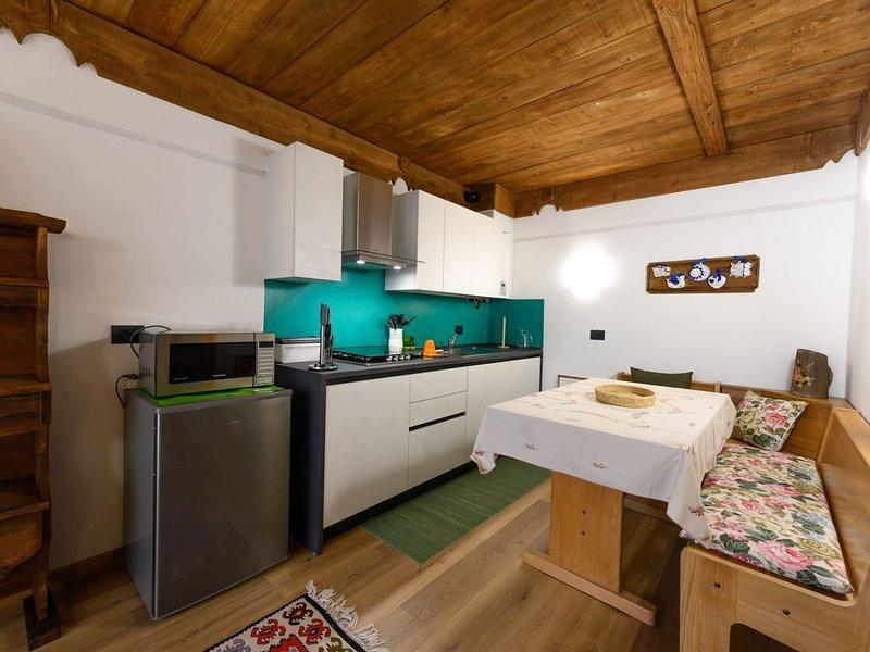 CASA DI ALICE, holiday rental in Tai di Cadore