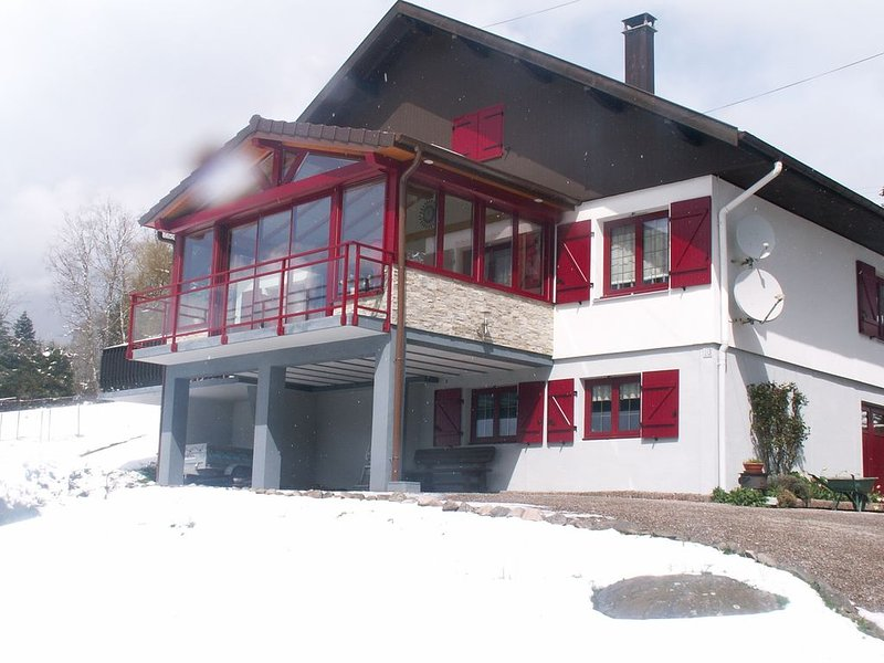 Beautiful cottage style studio view of the lake n, vacation rental in Gerardmer