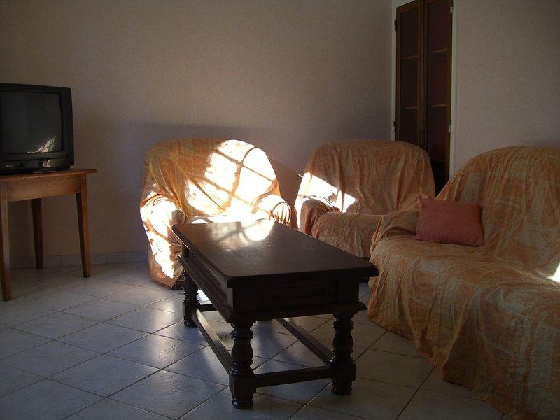 Villa de charme faite de pierre et de bois. Remb si 2ème vague et limite de dépl, holiday rental in Saint-Diery