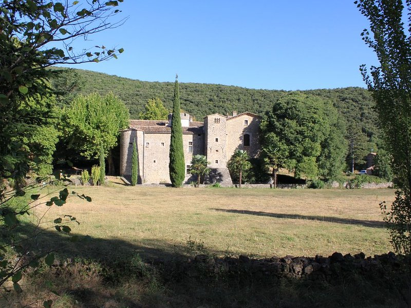 CHATEAU EN CEVENNES,  un loft à louer ,, holiday rental in Corbes