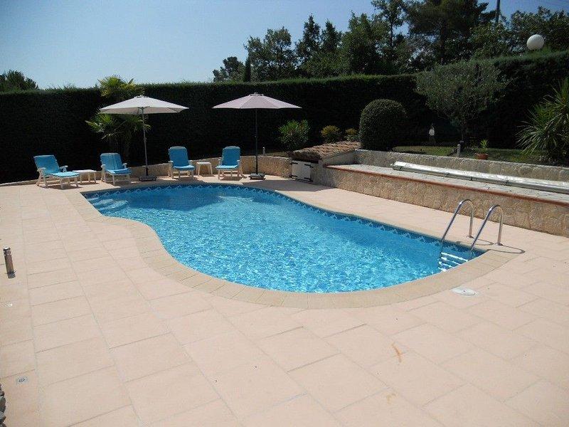 Vacances en Provence au Pays de Fayence  pour 6-8 personnes, Ferienwohnung in Fayence