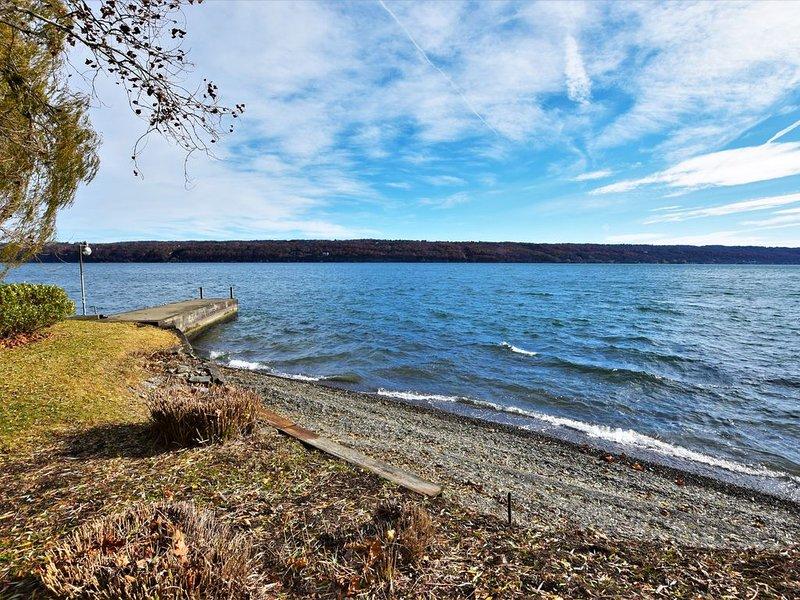 Lake View and Dock #1