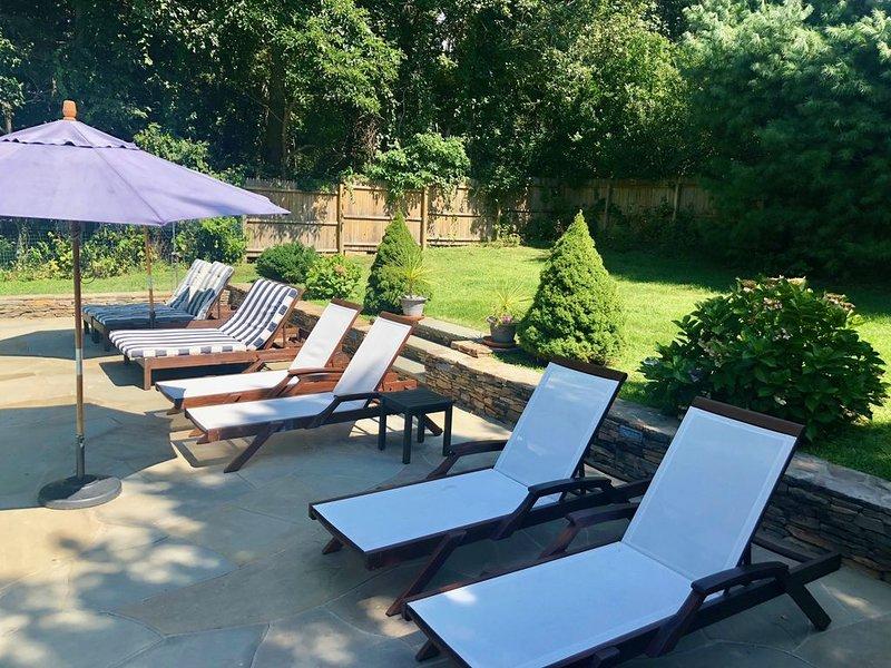 Family Friendly Summer House in Beautiful East Hampton !, aluguéis de temporada em Springs
