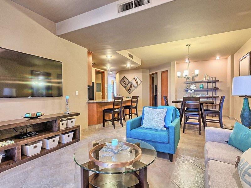 Beautiful Luxury 1bed/1bath OceanFRONT Condo in Phase 2 of Las Palomas-RENOVATED, casa vacanza a Puerto Penasco