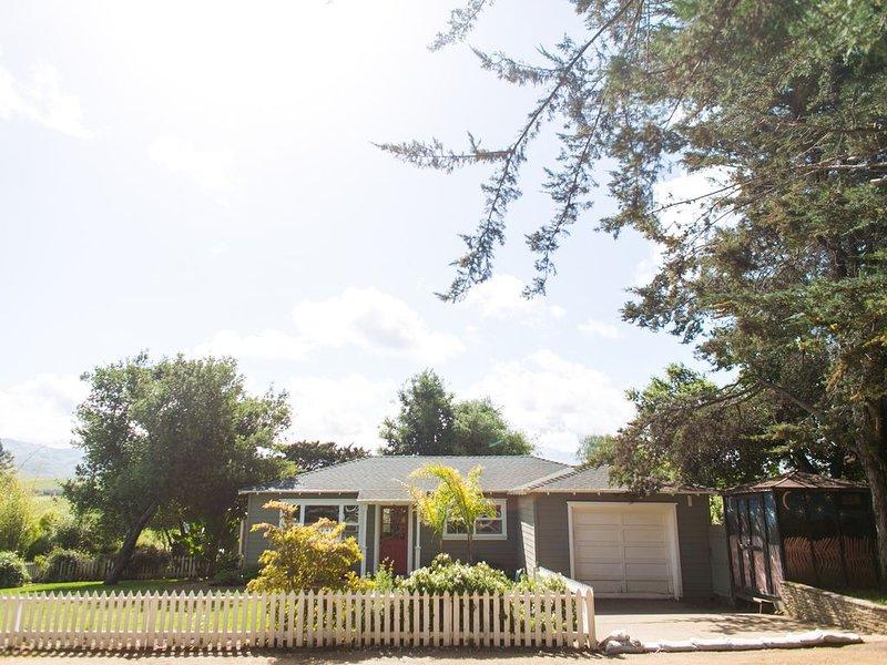 Guesthouse at the Flying Caballos Ranch, alquiler vacacional en San Luis Obispo