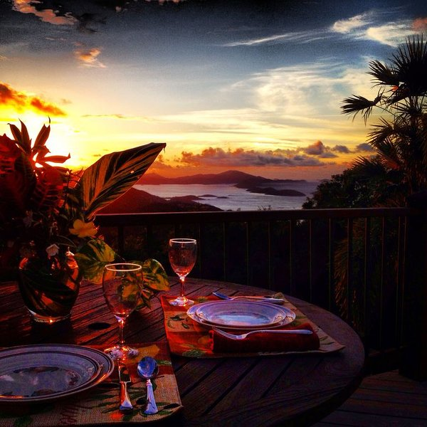 ... to Sunset, you'll love SEAclusion - St. John!