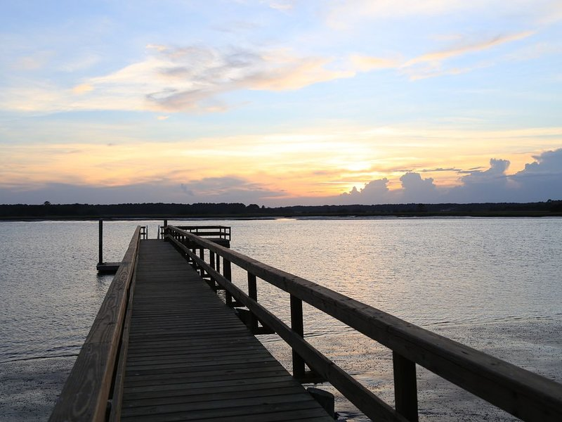 Deep Water Paradise!, holiday rental in Beaufort