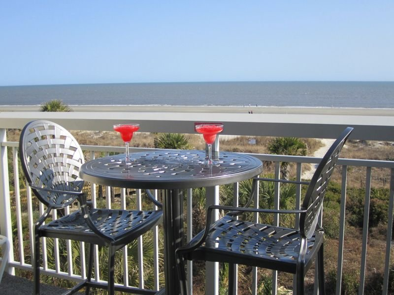 #316 Breakers-Direct Ocean Front, Spectacular View - Renovated & New Furnishings, alquiler de vacaciones en Daufuskie Island
