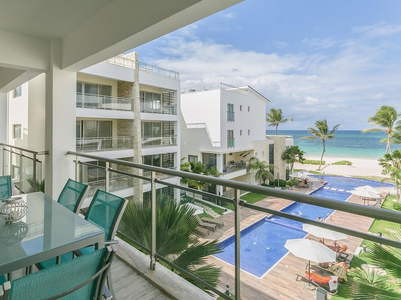 Costa Atlantica C302, Private Beach Access, Walk Everywhere!, alquiler de vacaciones en Punta Cana
