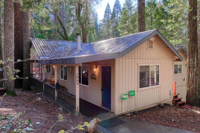 Hibernation Hideaway- Fantastic cabin located INSIDE Yosemite National Park!, holiday rental in Wawona