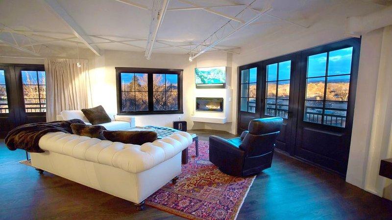 The Lincoln 501, 2 Bed / 2.5 Bath, Luxury Condo (Fragrance/Allergen Free)  Just, alquiler de vacaciones en Sierra County