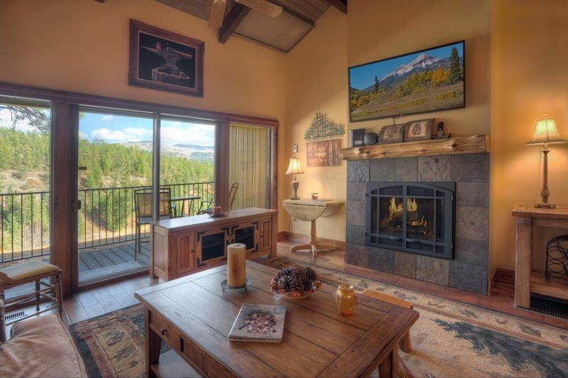 Mountain Luxury Condo Romantic Getaway for Two, vacation rental in Durango