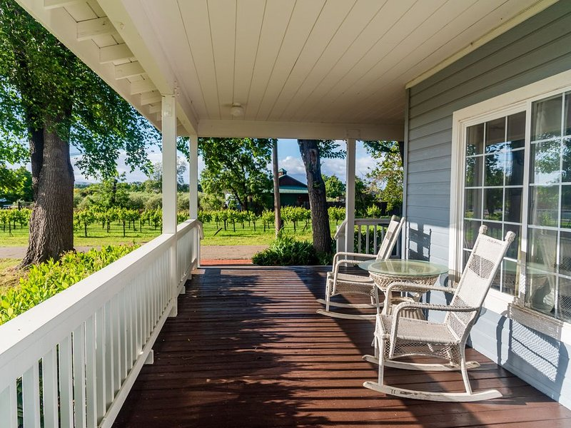 Santa Rita Ranch - Picturesque Country Bliss in Wine Country, vacation rental in Templeton