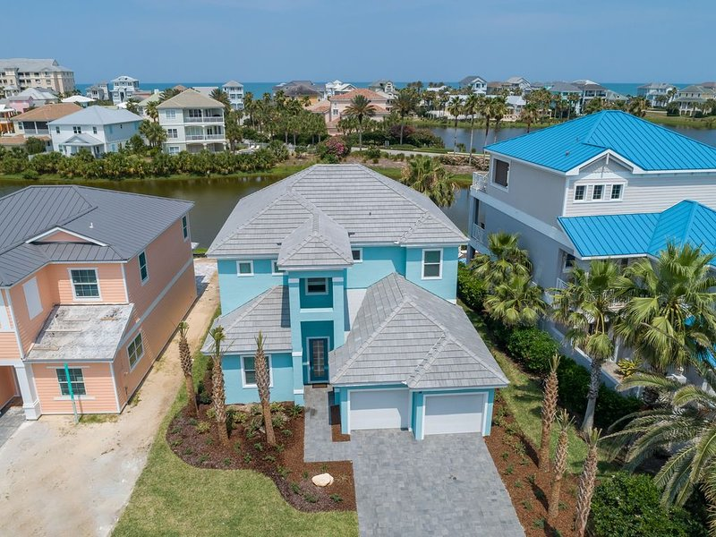 BRAND NEW HOME IN CINNAMON BEACH!! Endless Summer is the one!!, location de vacances à Palm Coast