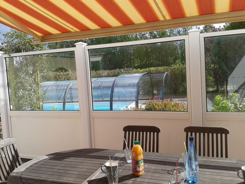 Villa L' Arrozoir plages du débarquement, holiday rental in Asnelles