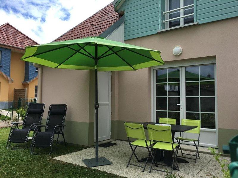 Maison de vacances avec jardin La réserve 2 meublé de tourisme ⭐️⭐️⭐️, holiday rental in Estreboeuf